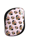 "Tangle Teezer Compact Styler Pug Love - Tangle Teezer расческа для волос в цвете ""Pug Love"""